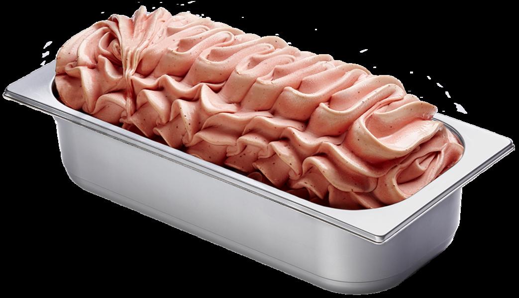 Erdbeere Eis